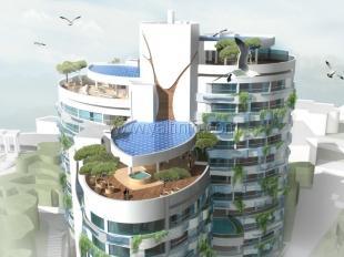 Комплекс апартаментов «Лотос»