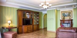 Двухкомнатные апартаменты в Гурзуфе